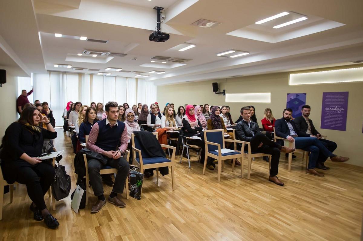 University hotel Dorrah: Organizator prve motivacione konferencije za studente