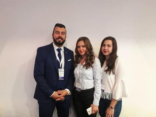 Korisnice usluga University hotela Dorrah na IEEE BIH Student & Young Proffesional kongresu u Sarajevu