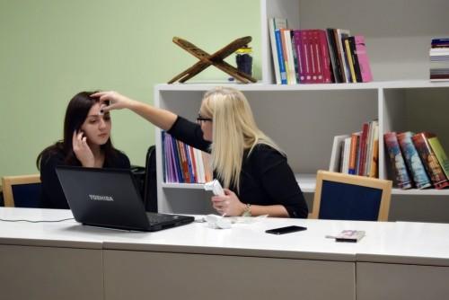 Oriflame radionica – testiranje kože lica i savjetovanje