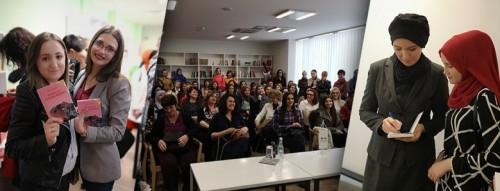 Promocija, druženje i potpisivanje knjiga Sare Sabri