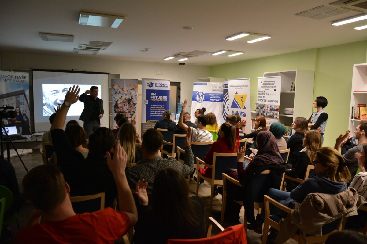 Tuzla Brain Week  – TBW Talks