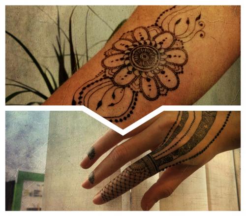 Kreativna radionica: Henna art