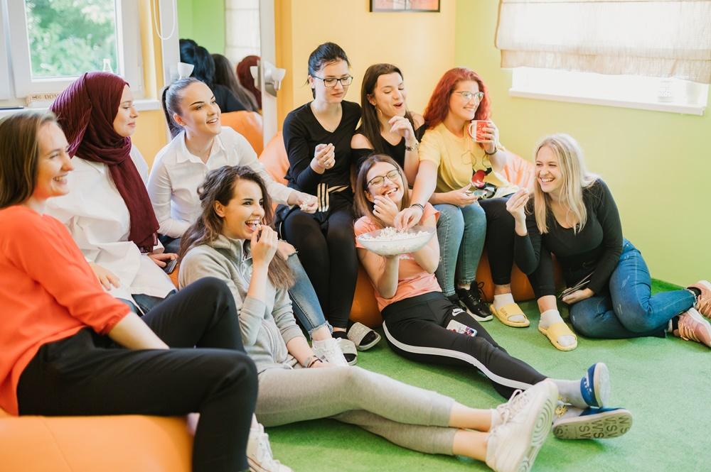 Dorrah lounge: Novi kutak za naše studentice
