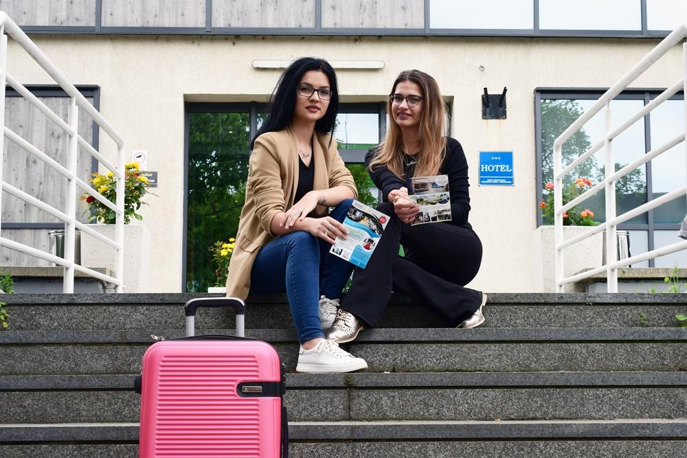 Ines i Nesida: Život smo spakovale u dva kofera
