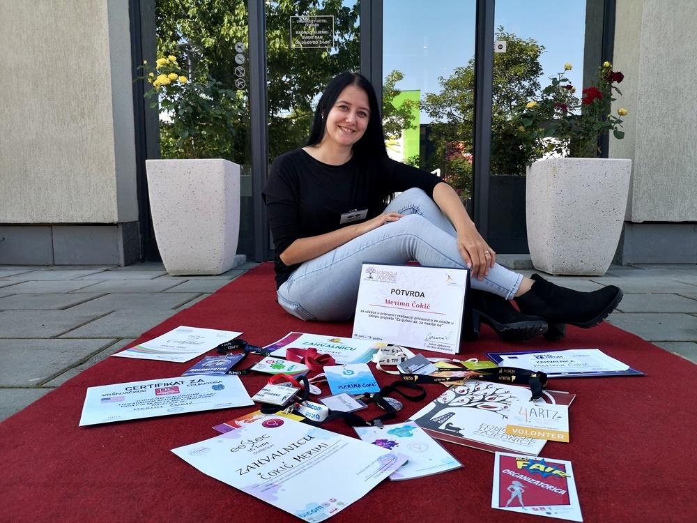 Aktivizam mi je donio mogućnost da putujem i steknem prijatelje od Indonezije do Holondije